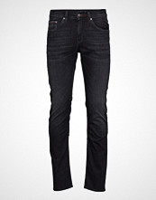 Tommy Hilfiger Slim Bleecker Str Dublin Black Slim Jeans Blå TOMMY HILFIGER