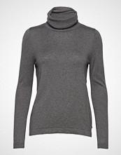 Lexington Clothing Francoise Roll Neck Sweater Høyhalset Pologenser Grå LEXINGTON CLOTHING