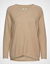 Lexington Clothing Lea Sweater Strikket Genser Beige LEXINGTON CLOTHING