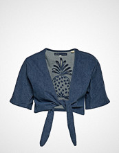 Levi's Made & Crafted Lmc La Playa Top Lmc Indie Ink Strikkegenser Cardigan Blå LEVI'S MADE & CRAFTED
