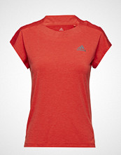 adidas Tennis Barricade Tee W T-shirts & Tops Short-sleeved Rød ADIDAS TENNIS