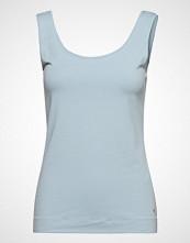 Soft Rebels Elle Tanktop T-shirts & Tops Sleeveless Blå SOFT REBELS