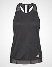 New Balance Q Speed Breathe Tank T-shirts & Tops Sleeveless Grå NEW BALANCE