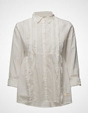 Odd Molly Revival Blouse Bluse Langermet Creme ODD MOLLY