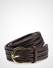 Royal Republiq Orbit Braided Belt Belte Svart ROYAL REPUBLIQ
