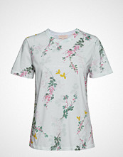 Ted Baker Malvani T-shirts & Tops Short-sleeved Hvit TED BAKER