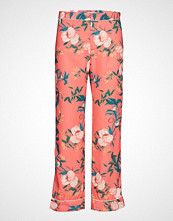 By Malina Edina Pants Vide Bukser Rosa BY MALINA