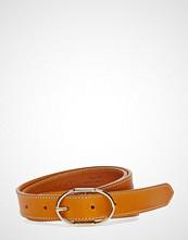 Gant D1. Contrast Stitch Belt Belte Oransje GANT