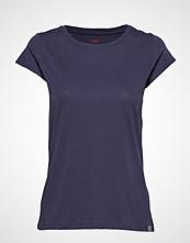 Mads Nørgaard Organic Favorite Teasy T-shirts & Tops Short-sleeved Blå MADS NØRGAARD