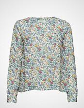 Morris Lady Flora Liberty Meadow Blouse Bluse Langermet Multi/mønstret MORRIS LADY