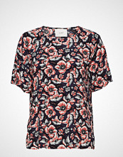 Just Female Sean Top Bluse Kortermet Rosa JUST FEMALE