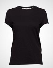 Stig P Awa Organic T-Shirt T-shirts & Tops Short-sleeved Svart STIG P