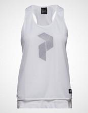 Peak Performance W Tech Ta T-shirts & Tops Sleeveless Hvit PEAK PERFORMANCE