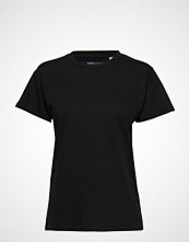 Levi's Made & Crafted Lmc Boy Tee Jet Black T-shirts & Tops Short-sleeved Svart LEVI'S MADE & CRAFTED