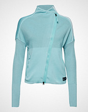 adidas Tennis Parley Zne Hood T-shirts & Tops Long-sleeved Blå ADIDAS TENNIS