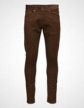 Matinique Penn Narrow Wale Corduroy Slim Jeans Brun MATINIQUE