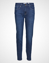 Pieszak Emily Mom Wash Authentic N.Y. Skinny Jeans Blå PIESZAK