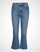 Tommy Jeans Crop Flare Aclbc Jeans Sleng Blå TOMMY JEANS