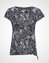 Barbour Barbour Baymouth Top T-shirts & Tops Short-sleeved Blå BARBOUR
