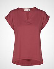 Masai Danny Top T-shirts & Tops Short-sleeved Rosa MASAI