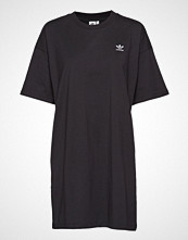 Adidas Originals Trefoil Dress Knelang Kjole Svart ADIDAS ORIGINALS