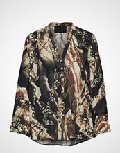 Diana Orving Butt D Blouse Bluse Langermet Multi/mønstret DIANA ORVING
