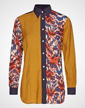 Hope Caba Shirt Langermet Skjorte Multi/mønstret HOPE