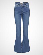 Tomorrow Albert Flare Wash St. Louis Jeans Sleng Blå TOMORROW