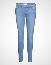 Mango Kim Skinny Push-Up Jeans Skinny Jeans Blå MANGO