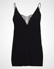 By Malene Birger Jozette T-shirts & Tops Sleeveless Svart BY MALENE BIRGER