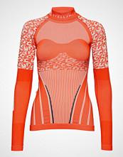 Adidas by Stella McCartney Run Pk Longslee T-shirts & Tops Long-sleeved Oransje ADIDAS BY STELLA MCCARTNEY