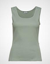 Holzweiler Frei Top T-shirts & Tops Sleeveless Grønn HOLZWEILER