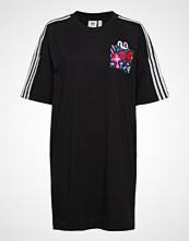 Adidas Originals Trefoil Dress Kort Kjole Svart ADIDAS ORIGINALS