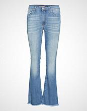 Please Jeans Longcut Light D. Jeans Sleng Blå PLEASE JEANS