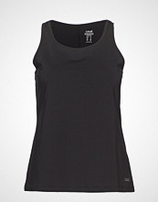 Casall Essential Relaxed Tank T-shirts & Tops Sleeveless Svart CASALL