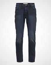 Mango Man Slim Fit Blue Black Jan Jeans Slim Jeans Blå MANGO MAN