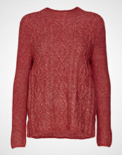 Gerry Weber Edition Pullover Long-Sleeve Strikket Genser Rød GERRY WEBER EDITION