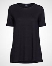 Max Mara Leisure Perseo T-shirts & Tops Short-sleeved Svart MAX MARA LEISURE
