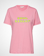 Aéryne Soul T-Shirt T-shirts & Tops Short-sleeved Rosa AÉRYNE