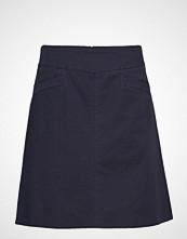 Marc O'Polo Skirt, A-Shape, Welt Pockets, Struc Kort Skjørt MARC O'POLO