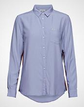 Lee Jeans Pocket Shirt Bluse Langermet Blå LEE JEANS