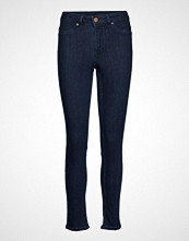 2nd Day 2nd Jolie Cropped Felex Skinny Jeans Blå 2NDDAY