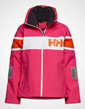 Helly Hansen W Salt Flag Jacket Jakke Rosa HELLY HANSEN
