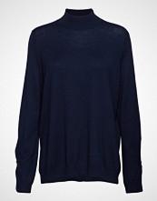 Hope Rio Sweater Høyhalset Pologenser Blå HOPE