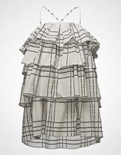 MSGM Dress Kort Kjole Hvit MSGM