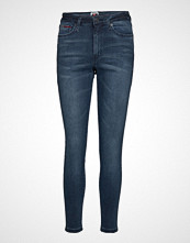 Tommy Jeans High Rise Spr Skny T Skinny Jeans Blå TOMMY JEANS