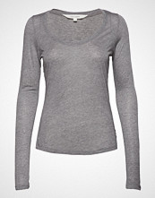 Gai+Lisva Lotus T-shirts & Tops Long-sleeved Grå GAI+LISVA