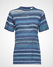 Levi's Made & Crafted Lmc Boy Tee Lmc Blue Mirage Bl T-shirts & Tops Short-sleeved Blå LEVI'S MADE & CRAFTED