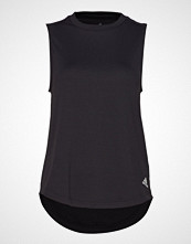 Adidas Performance Perf Tank T-shirts & Tops Sleeveless Svart ADIDAS PERFORMANCE