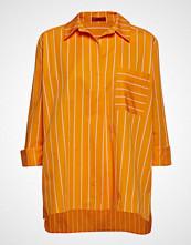 HUGO Camilly Bluse Kortermet Oransje HUGO